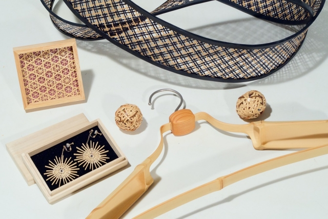 BAMBOO ARTS&CRAFTS FROM OITA―伝統工芸の今―