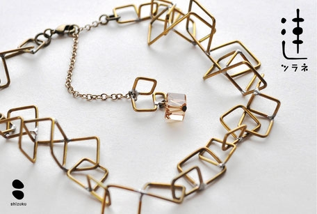 Accessory brand shizuku exhibition - 連 ツラネ -